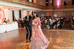Pink Indian Wedding Dance http://www.pinterest.com/nricouple/ Follow our wedding boards for great ideas!