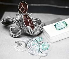 Image result for black high jewellery