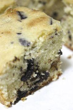 Butter cake con gocce di cioccolato di Donna Hay