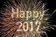 Feliz año nuevo 2017 — Imagen de stock #94426180