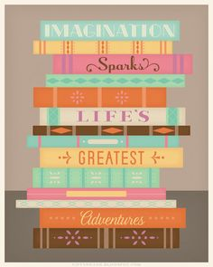 Imagination sparks life's greatest adventures