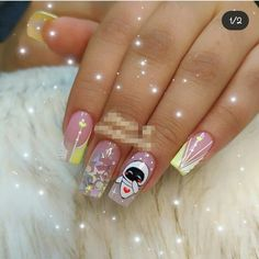 Diana, Almond, Nails, Outfit, Beauty, Ideas, Work Nails, Short Nail Manicure, Nail Manicure