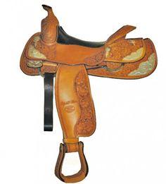 Westernové sedlo BILLY COOK SILVER REINER | Horseriding.cz: Jezdecké potřeby, jezdecká sedla, jezdecké vybavení, lonžování, deky, sedla, uzd...