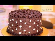 How To Make Chocolate WRAP Cage | CHOCOLATE HACKS by Cakes StepbyStep - YouTube