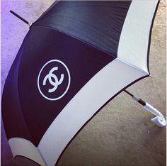 #Chanel #umbrella ✦⊱Estella Seraphim⊰✦ #EstellaSeraphim @EstellaSeraphim