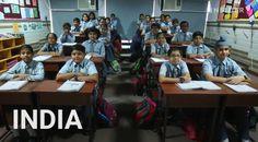 SO/NO Demokrati och värdegrund Så här ser klassrum ut i 25 olika länder.