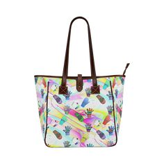Looking for the missing mitt Custom Tote Bags, Waterproof Fabric, Cosmetic Case, Mittens, Handbags, Purses, Classic, Duffle Bags, Model