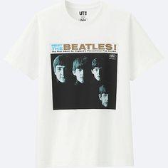 ユニクロのTシャツブランド「UT」 キャピトルレコード75周年記念でマイルス、ビーチ・ボーイズ、ビートルズ他のTシャツを発売 - amass