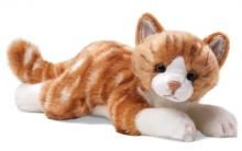 Gund's adorable and cuddly, Ginger Tabby Cat plush toy.