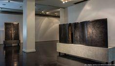 Exposición ESCULTURAS, Vechy Logioio. En Galería Rubbers Internacional.