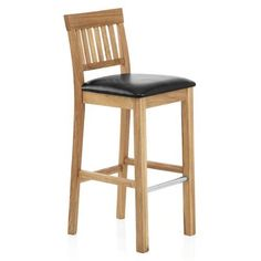 Grasmere Oak Bar Stool Black by Atlantic Shopping, http://www.amazon.co.uk/dp/B00D2YOW7I/ref=cm_sw_r_pi_dp_RlS-rb0N0YM43