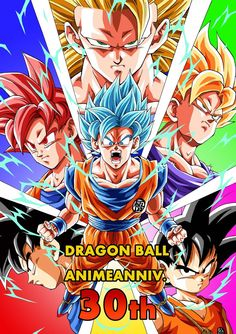 30th Anniversary of Dragon Ball