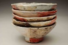 We love the detail on these beautiful bowls by Maggie Finlayson!
