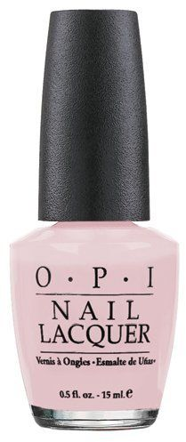 OPI in Sweet Heart, soft girly pink