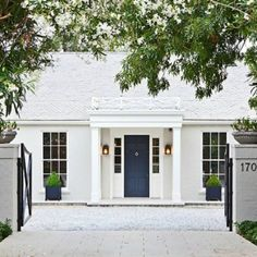Best The White House My Favorite Exterior Paint Combinations 400 x 300