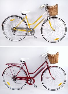 I want a vintage ladies bicycle so badly so i can go biking...really any bike at all would do even a hand me down.