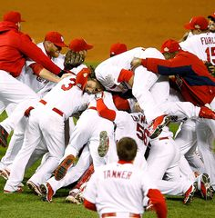 2011 WORLD SERIES CHAMPS!!!