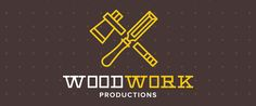 WoodWork Logo Design #visualidentity #logodesign