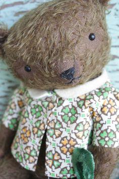 an heirloom toy by Jennifer Murphy...