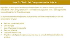How to obtain fair compensation for injuries
