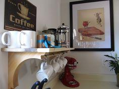 Coffee station @Rocio Celis
