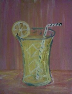 Art Classes and Parties in Atlanta Art Party, Easy Paintings, Drawing For Kids, Color Show, Lemonade, Parties, Drawings, Artwork, Fun