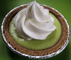 Key lime tarts [from Our Best Bites]. Love these!! So quick and easy!