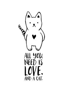 Poster | ALL YOU NEED IS LOVE. AN… von Elisabeth Fredriksson