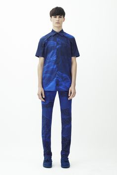 Christopher Kane Spring 2014 Menswear - Collection - Gallery - Style.com