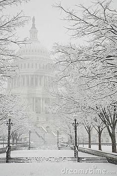 Capitol Building,Washington, DC, USA by Vvp, via Dreamstime