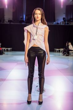 Collection of Sci-fi Safari presented during Fashion LIVE! Safari, Leather Pants, Sci Fi, Live, Collection, Fashion, Leather Jogger Pants, Moda, Science Fiction