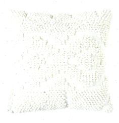 Textural Woven White Pillow #pillowtexture #pillow #Textural #white #whitepillowtexture #Woven White Throws, White Throw Pillows, Pillow Texture, White Pillows