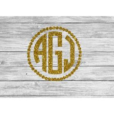 Yeti Decal, Car Decal, Laptop Decal, Monogram Decal