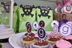 """Photo 27 of 68: Fairies and Pirates / Birthday """"Never Land Birthday Party"""" 
