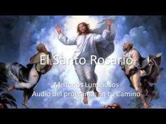 Audio para rezar los Misterios Luminosos - YouTube