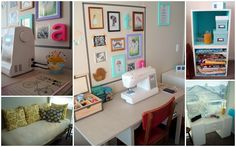 My sewing/creative 'office'