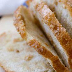Chleb pieczony czosnek