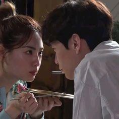 All Korean Drama, Korean Dramas, Korean Boy, Korean Couple, Im Jin Ah Nana, Romantic Things, Korean Celebrities, After School, Kissing