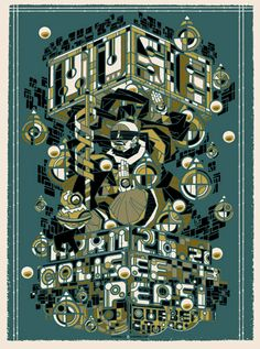 GigPosters.com - Muse