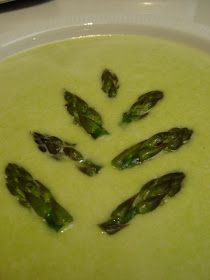 Thermomixer: Thermomix Asparagus Soup