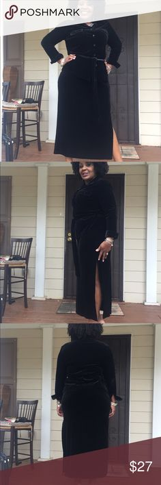 Velvet shirt skirt set suit Stretch. Belt not included Skirts Skirt Sets
