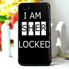 I am sherlocked iPhone 4/4s iPhone 5/5s/5c Samsung by Indomaret, $10.00