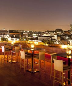 11 gorgeous rooftop bars you can actually visit this weekend