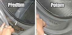 S těmito 2 ingrediencemi bude vaše pračka vypadat a vonět jako nová! Geniální návod!