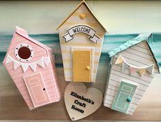 elizabeth's craft room: Home Sweet Home Beach Huts