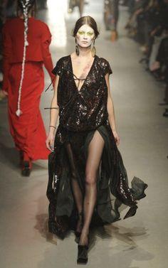 Paris Fashion Week: Vivienne Westwood autumn/winter 2013
