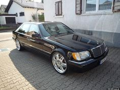 W140 Brabus 7.3 THE BOSS «Его Величество Король» — Сообщество «Mercedes-Benz Life Style» на DRIVE2
