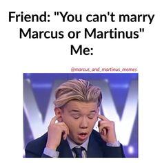 Αποτέλεσμα εικόνας για marcus and martinus memes