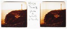 Biarritz. Phare et pointe Saint-Martin, Avril 1908, Jean Binot