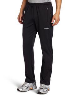 Saucony Mens Drylete XPT Pant, X-Large, Black
